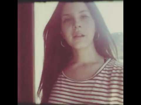 Lana del Rey - Cherry Blossom (acapella lullaby) ♡ - 2016