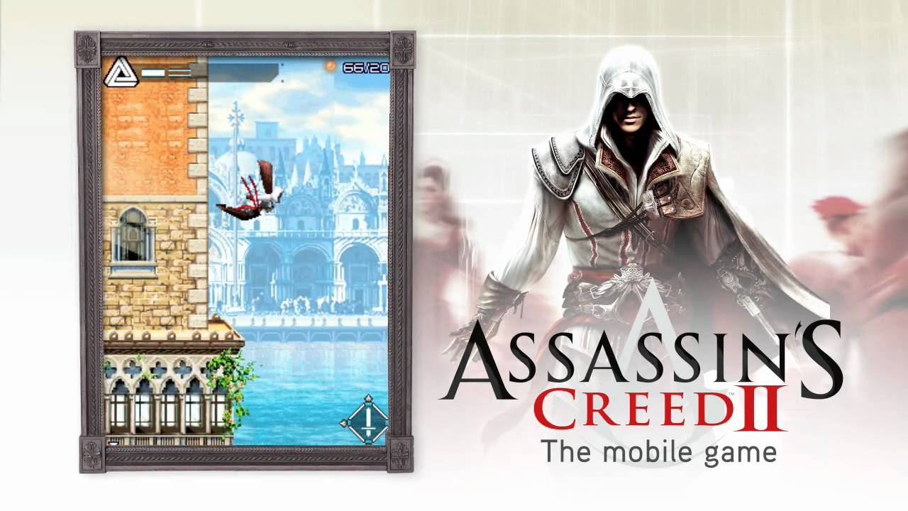 Assassin S Creed Ii Mobile Game Trailer Youtube