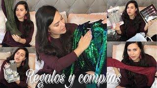 REGALOS DE NAVIDAD  Y ULTIMAS COMPRAS DEL 2017