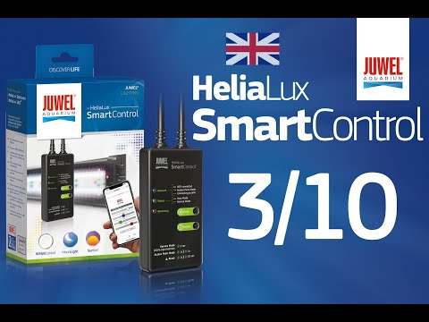 JUWEL Aquarium – Set up HeliaLux SmartControl, 3/10, english