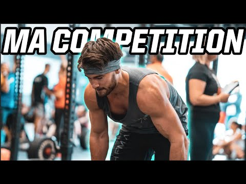 CROSSFIT EP10: MA 1ERE COMPETITION ! LE DEBRIEF COMPLET ! 😍