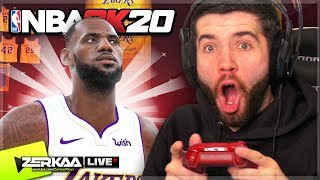 🔴 LEARNING HOW TO BECOME THE #1 NBA 2K20 PLAYER (NBA 2K20 LIVE)