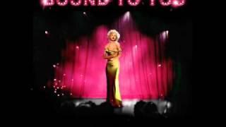 Christina Aguilera Bound to you Lyrics (Right Key)
