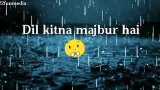 Rona chahe ro na paye best what's app status