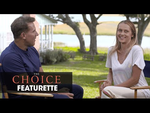 The Choice (2016 Movie - Nicholas Sparks) - Official Behind The Scenes Featurette