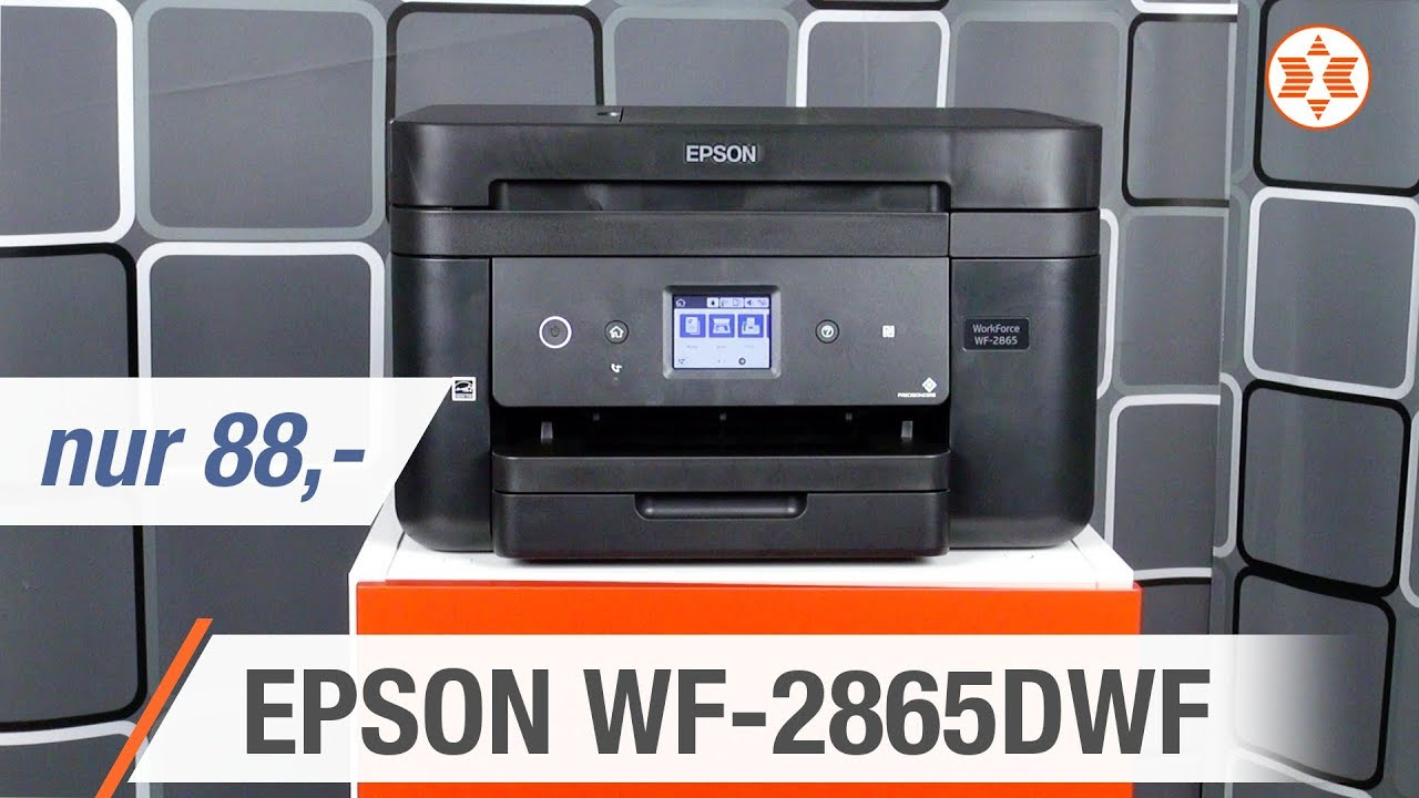 Epson Workforce Wf 2865dwf Die Top Features Angebot Der Woche