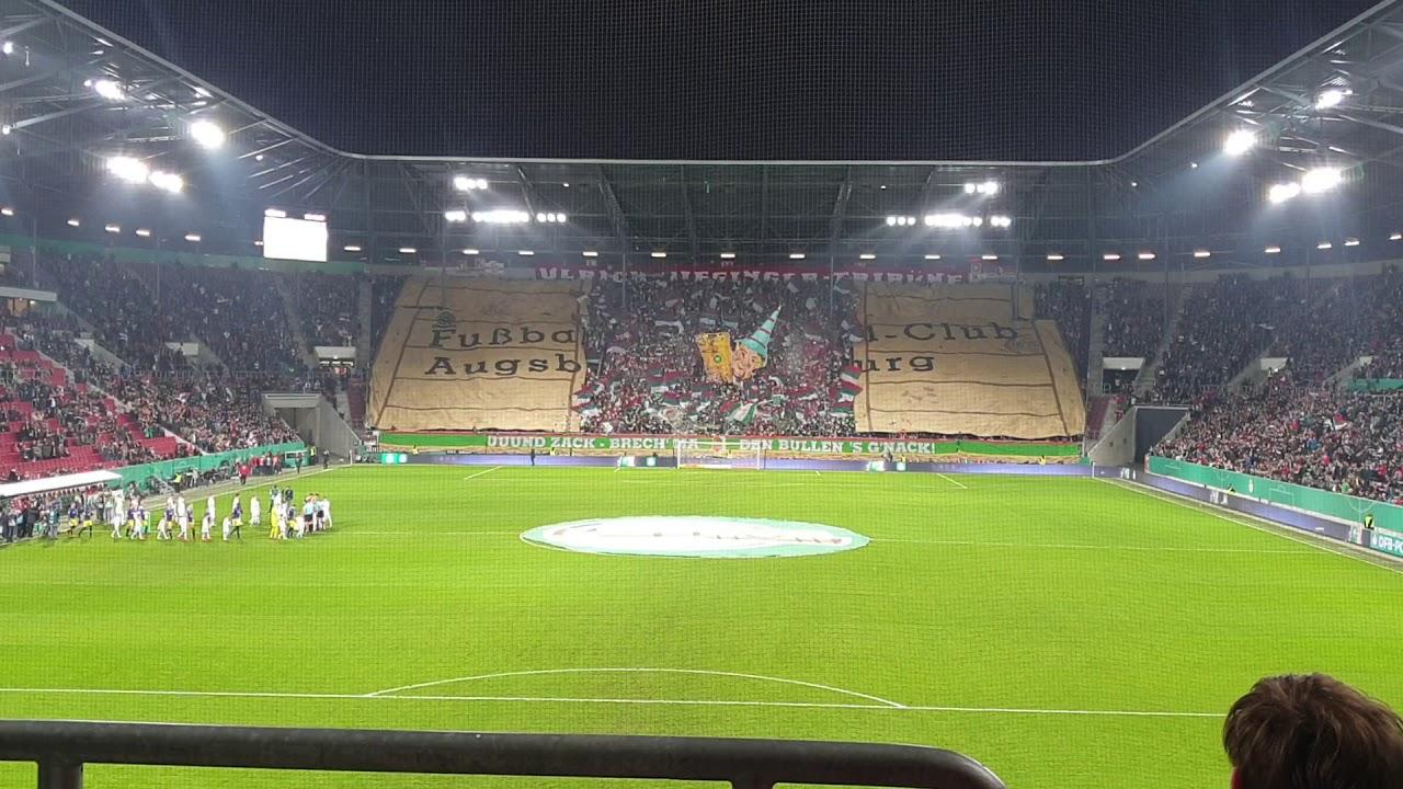 Rb Gegen Augsburg