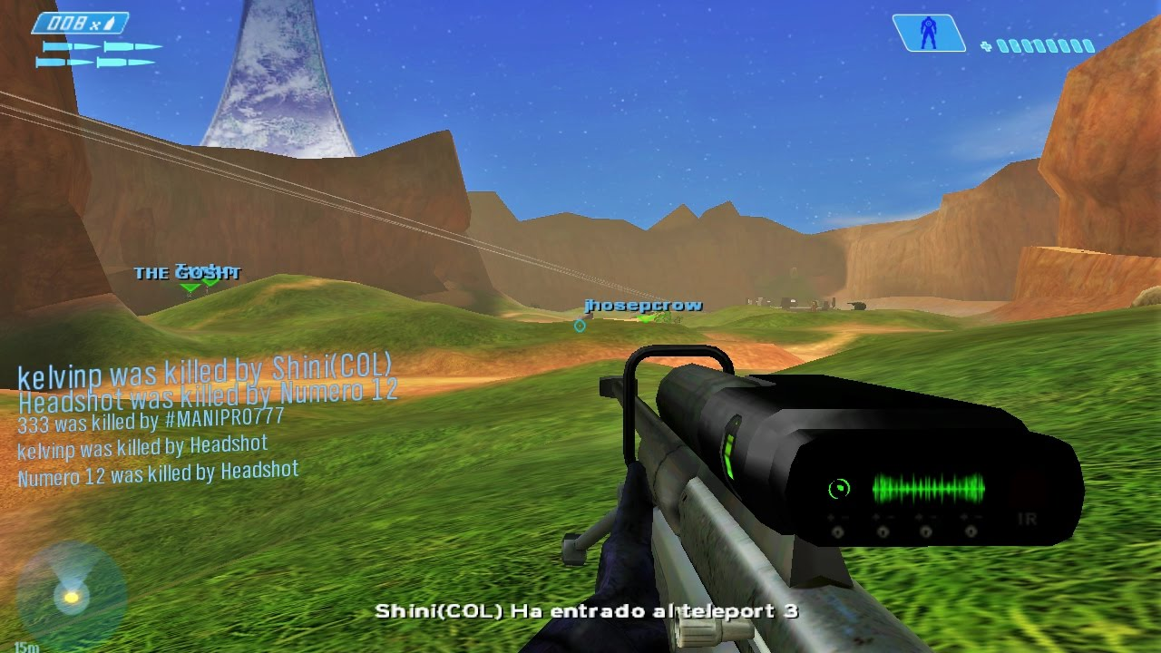 Halo custom edition halo ce maps: haloball.