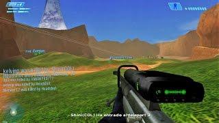 Halo CE (Custom Edition) Multiplayer PC Gameplay #79: Slayer em Blood Gulch