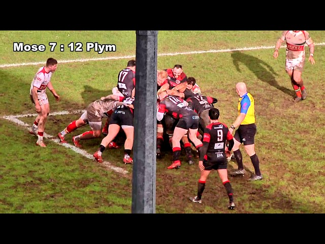 Birmingham Moseley v Plymouth Albion - 29th February 2020