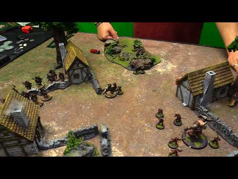 Middle Earth Strategy Battle Game - Rohan vs Isengard