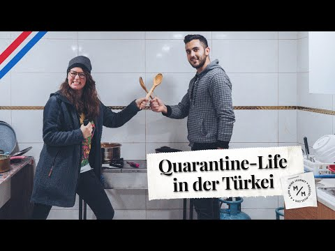 Quarantine-Life | zweiter Lock-Down in der Türkei