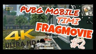 Pubg Mobile Fragmovie #2 4K!!!! (4K not suppert on mobile device)