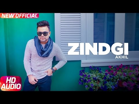 Zindagi (Full Audio Song) | Akhil |Maninder Kailey | Desi Routz | Speed Records