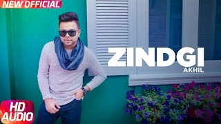 Zindagi (Full Audio Song) | Akhil |Maninder Kailey | Desi Routz | Speed Records