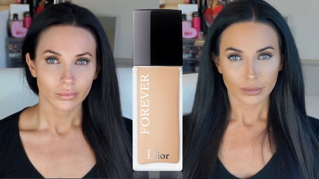 Forever 24h Wear High Perfection Skin Caring Matte Foundation by Dior #4