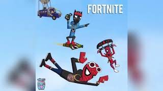 """Ghetto Avengers """"Fortnite"""" Feat. King Savage  Prod.Oddwin [ Official Audio ]"""