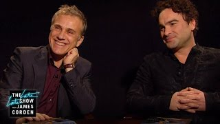Book Club: How to Be a Bad Bitch (w/ Christoph Waltz & Johnny Galecki)