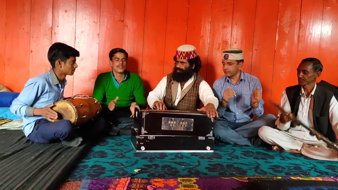 Bhajan by Sh. Uttam Kumar(Pujari of Chandi Mata Tope Wali)with Subash Brahamanu & Party 📞9858155656🙏