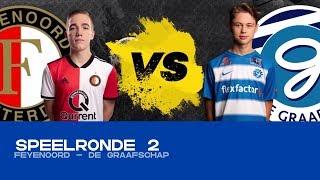 EDIVISIE | Poule C - Feyenoord - De Graafschap