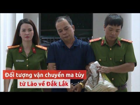 Bắt kẻ vận chuyển ma túy từ Lào về Đắk Lắk – PLO