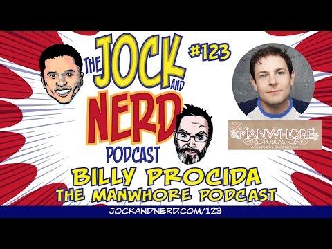 JAN 123: Billy Procida -The Manwhore Podcast  (08/25/16)