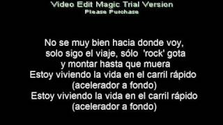 Скачать Eminem Fast Lane Ft Royce Da 5 9 Traducida Subtitulada Al Español New 2011