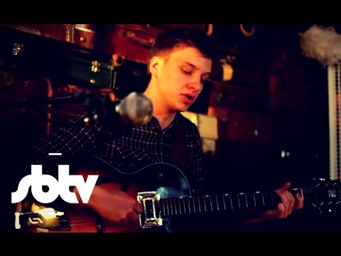 """George Ezra   """"Over The Creek"""" - (Acoustic) A64 [S9.EP5]: SBTV"""