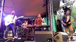 JETLAKES -  HEY BROTHER / LIVE GENEVE JARDIN ANGLAIS (2015)