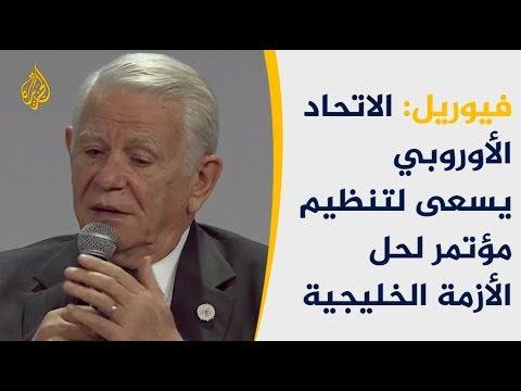 فيوريل: الاتحاد الأوروبي يسعى لحل الأزمة الخليجية  - نشر قبل 3 ساعة