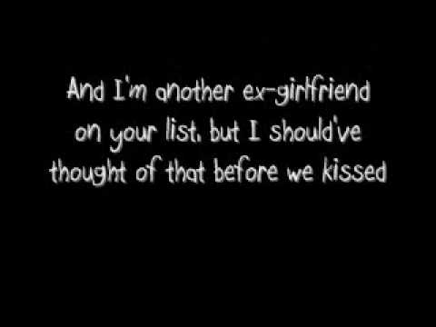 No Doubt: Ex-girlfriend with lyrics