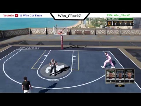 NBA 2K16 - How To Win 21 With an Inside Center