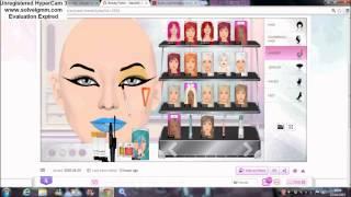 Nefara De Nile Make-up Tutorial