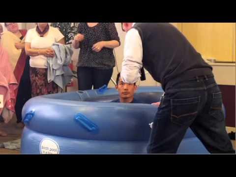 Hope Church Nottingham Baptism - Subin Rai