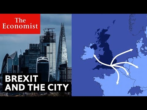 Could Brexit end London's financial dominance? | The Economi