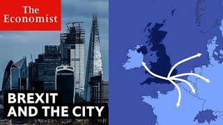 Could Brexit end London's financial dominance? | The Economist