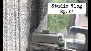 Studio Vlog Ep. 04 - Surprise Room Makeover/Answering your Questions