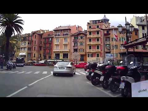 Tesla Flash Mob Rapallo-Portofino, Italy