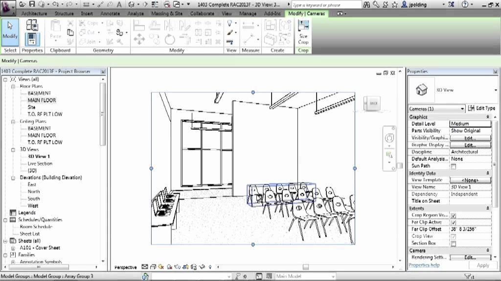 revit architecture tutorials pdf download
