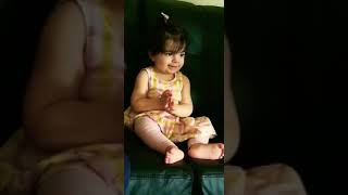Funny baby video