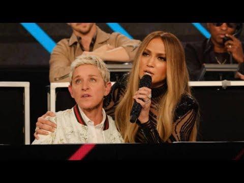 Ellen DeGeneres joins JLo in Onevoice