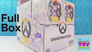 Cute But Deadly Overwatch Series 3 Blizzard Figure Blind Box | PSToyReviews