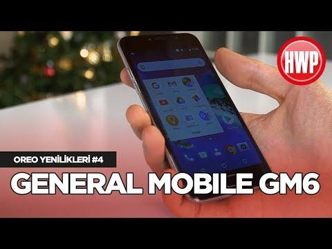 Android Oreo Hangi Yenilikleri Getiriyor? #4 (General Mobile GM6)