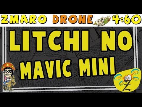 Litchi Com Mavic Mini E Mais Informações Em 4:60 Com Zmaro