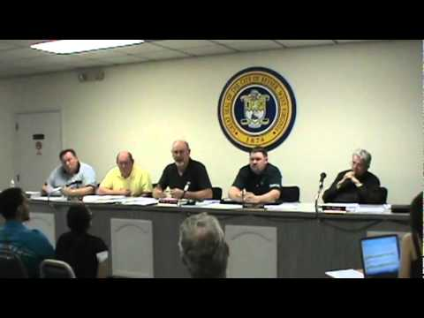 Keyser: City Council Meeting - Illegal Business