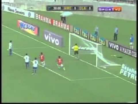 America 1 x 0 Olaria - Série B do Rio 2009