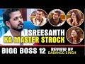 """BIGG BOSS 12"" Latest News | Full Episode Review | SREESANTH | By Dabangg Singh | 06 Nov 2018"