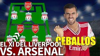 Los Fans Del Liverpool Explotan Por La Aparición De Ceballos En Un Xi Ideal diario As