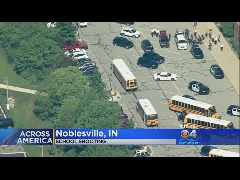 Teacher Hailed A Hero In Indiana School Shooting
