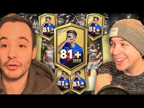 OPENING THE OP 81+ TWO PLAYER PACKS!!! WALKOUTS!!  - FIFA 19 ULTIMATE TEAM PACK OPENING